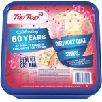 Fonterra Auckland Free Ice Cream Tiptop 80th Birthday Midday Today (Auckland Only)