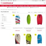 Bodyboard Clearance @ The Warehouse