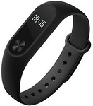 Xiaomi Mi Band 2 w/ Heart Rate Monitor $19.92 US (~ $29.17 NZ) Delivered @ Lightinthebox