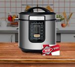 Win 1 of 4 Slow Cookers + $150 New World Gift Cards from New World