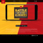 Big Mac Combo or Spicy McChicken Combo $7 @ McDonald's
