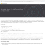 Free Microsoft Azure Fundamentals Training & Exam 3rd June