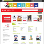 20% off Pet.co.nz Incl Some Autoship Options (Exclusions Apply)