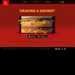 Big Mac $3 @ McDonald's via App