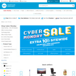 Further 10% Discount (Some Exclusions Apply) @ Warehouse Stationery