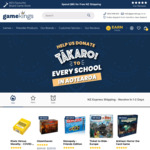$5 off Coupon @ Game Kings