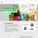 Free Recharge Food Box for Spark Business Customers @ Spark