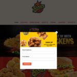 5 Pieces of Fried Chicken for $10.99 @ Texas Chicken (Mondays & Tuesdays Only)