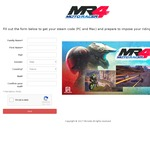 FREE PC Game: Moto Racer 4 @ Microids