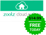 Free 100GB cloud storage from Zoolz