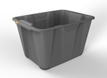 Ezy Storage 70L Flexi Heavy Duty Storage Tub $9.98 (Was $19) @ Bunnings