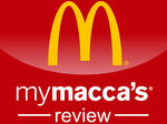 Free Food/Drink Rewards @ McDonalds using MyMacca's Review app
