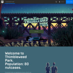 [PC] Thimbleweed Park Free @ Epic Game Store