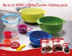 Win a Betty Crocker Baking Pack from Kidspot