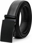 Men's Leather Belt - US $10.99 / $16.58 NZD Delivered @ JASGOOD (HK)