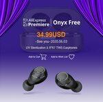 Tronsmart Onyx Free TWS Wireless Earbuds US $33.99 (~NZ $53.17) Free Shipping @Tronsmart AliExpress