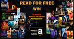 Win 12 Months Kindle Unlimited Membership + a $200 Amazon Gift Card
