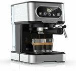 BlitzWolf BW-CMM2 Espresso Machine NZ$186.65 Incl Shipping @ Banggood