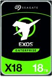 Seagate Exos X18 18TB Enterprise SATA 6GB/s, 256MB Cache, 7200 RPM, HDD NZ$743.56 / US$509.19 @ Amazon.com