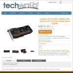 Gigabyte GTX 1070 G1 Gaming $727.42 Delivered @ Techworld