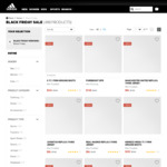 Adidas 30% off Selected Items with Free Shipping, 50% off Outlet Stock
