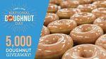 Free Doughnuts for National Doughnut Day @ Krispy Kreme