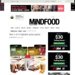 Win 1 of 3 Optislim Prize Packs from Mindfood