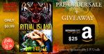 Ritual Island $25 Amazon Gift Card
