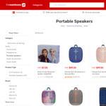 20% off Portable Speakers: Sony SRSXB23 Speaker $119.20 (Was $169); UE Wonderboom 2 $69.20 (Was $99) @ The Warehouse