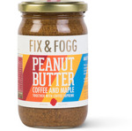 2 Jars of Fix & Fogg Coffee and Maple Peanut Butter for $10 Delivered @ Coffee Supreme