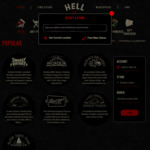 Free Kids Pizzas with Minimum $25 Purchase @ Hells Pizza