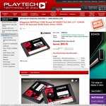 "Kingston Ssdnow V300 Series 120GB 2.5"" SSD - $72.90 Delivered @ Playtech.co.nz"