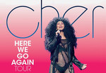 Cher Tickets $69 @ Grab One