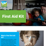 Free First Aid Kit ($40 Value) @ The Trusts (West Auckland)