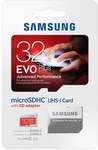 Samsung Evo Plus Micro SD Memory Card 32GB Class 10 for $8.98 at OfficeMax