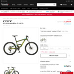 GT Verb Elite 2019 Full Suspension Mountain Bike $1299 (Was $2199) @ Torpedo7