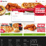 Free Large Pepperoni Pizza with Any Delivery Order @ Pizza Hut