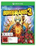 [PS4, XB1] Borderlands 3 $29 + Shipping / CC @ JB Hi-Fi