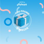 Flybuys Pressies: Earn between 50 to 1000 Points Daily @ Flybuys