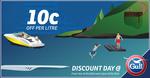 10 Cents off Per Litre Fuel @ Gull until 12pm 22/01