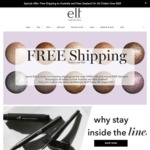 e.l.f. Cosmetics Australia Free Shipping With Code Min Order AUD $20 Make-up and Tools From AUD $3
