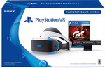 PlayStation VR Gran Turismo Sport Bundle $350 NZD Shipped @ B&H Photo Video