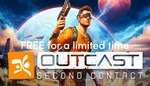 Outcast: Second Contact for PC Free @ Humblebundle