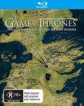 Game of Thrones Season 1-3 Box Set Blu Ray $25 Delivered @ The Nile