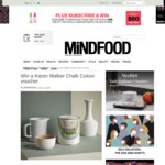 Win a $250 Resene ColorShop Voucher from Mindfood