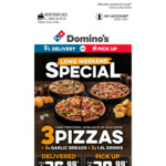Domino's Easter Weekend Deals
