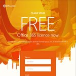 FREE Microsoft Office 365 [for Tertiary Students Only]