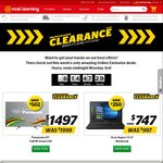 "Skinny ZTE R286 $9.99 (Save $10), Acer 15.6"" F5-572-580Q Laptop $747 (Save $250) + More @ Noel Leeming [Online Only]"
