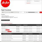 Air Asia Mega Sale - Auckland to Gold Coast $79 OW, Kuala Lumpur $189 OW and Other Deals