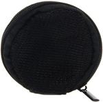 2 Pcs Nylon Storage Bag with Skull Pattern for Earphones Headphones Black NZ $1.46 (US $1) Free Shipping @Tmart.com